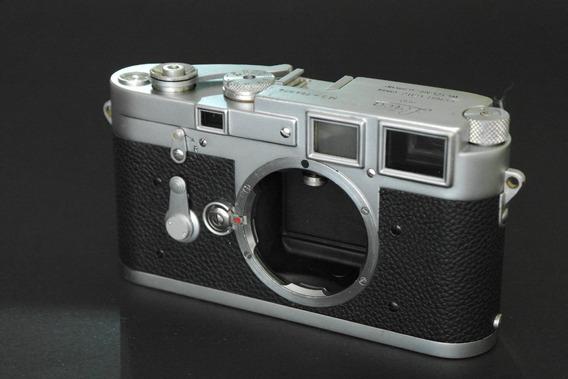 Camera Leica M3 Duplo Avanço - Não Despacho !!!