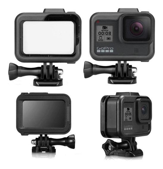 Frame Armação Moldura Para Câmeras Gopro Hero 8 Black