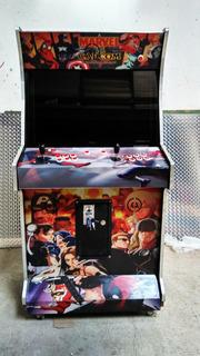 Mueble Armado Arcade Para 32 Pulgadas No Sistema No Tv