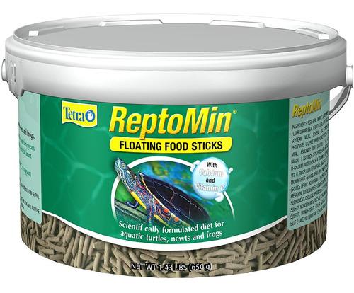 Alimento Para Tortuga Reptomin Tetra 650g
