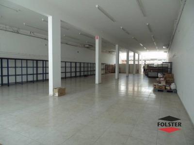 Salão Comercial À Venda, Centro, Santa Bárbara D
