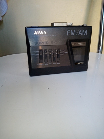 Walkman Aiwa Auto Reverese Rarrissimo Hst45