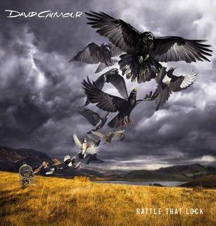 David Gilmour Rattle That Lock Lp Importado Lacrado