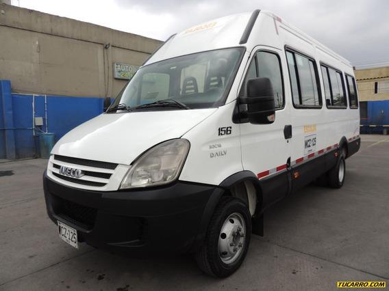 Autobuses Microbuses Iveo Daily 50c 16