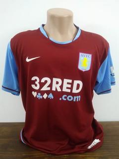 Camisa Aston Villa Football Club
