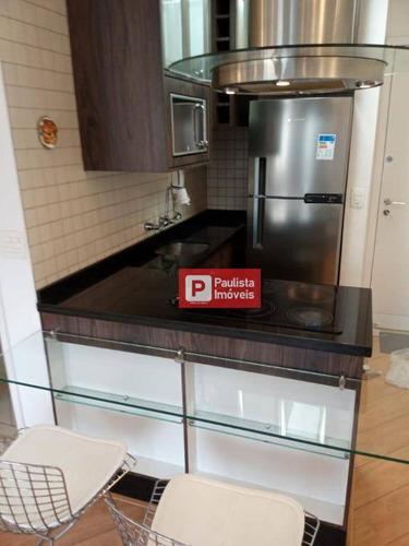 Imagem 1 de 12 de Studio Com 1 Dormitório, 33 M² - Venda Por R$ 580.000,01 Ou Aluguel Por R$ 2.800,00/mês - Pinheiros - São Paulo/sp - St0277