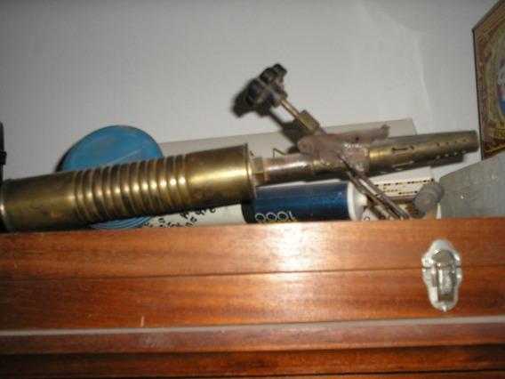 Antiguo Soplete Soldador A Combustible