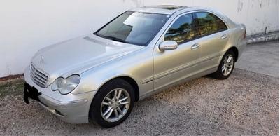 Mercedes-benz Clase C 2.7 C 270 Elegance Cdi At 2003