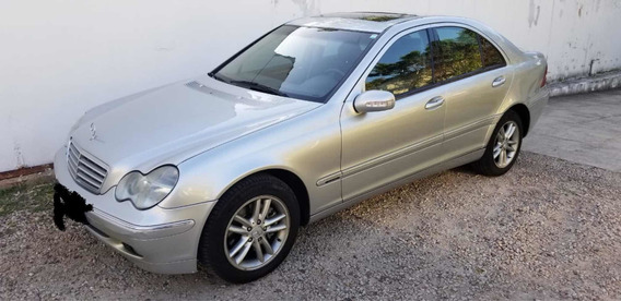 Mercedes-benz Clase C 2.7 C 270 Elegance Cdi At 2003