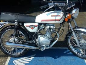 Honda Cg125 1981