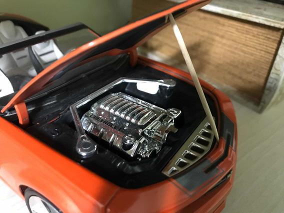 Chevrolet Camaro Concept Cabriolet 1/18 Jada (reservado)