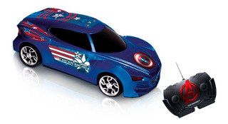 Auto Capitan America Radio Control Marvel 7212