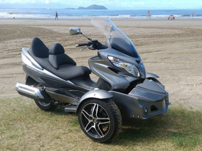 Triciclo Suzuki Burgman 400cc 2010