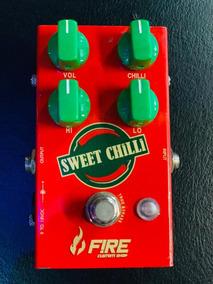 Pedal Original Fire Sweet Chilli - Usado