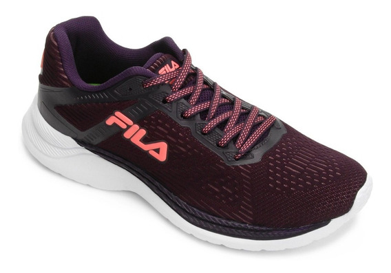Tênis Fila Champion W Roxo Rosa Marceloshoes Sp