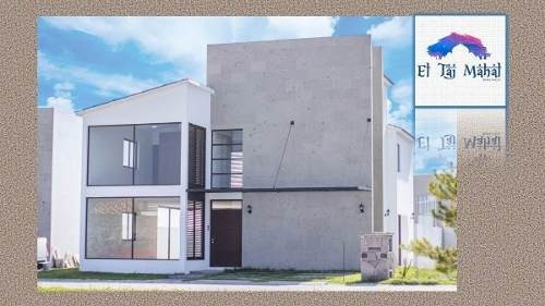 Preciosas Casas En Residencial Condado Del Valle Metepec En $ 4,580.000