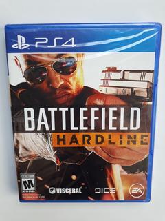 Battlefield Hardline Juego Ps4 Nuevo Y Sellado