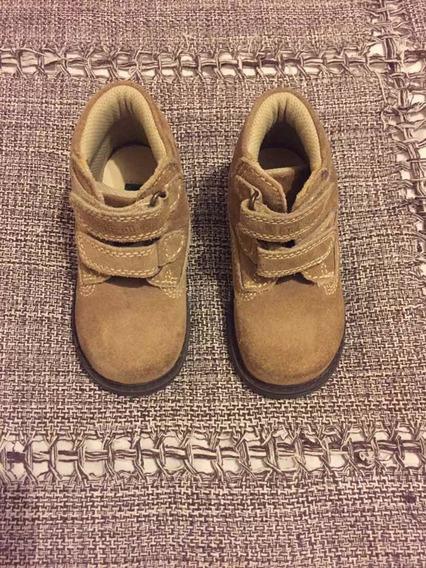 Zapato Botineta Gamuza Niño (unisex)