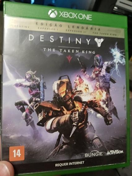 Jogo Xbox One Destiny Midia Fisica
