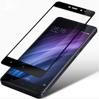 1x Película De Vidro Xiaomi Redmi Note 4 4x Full Frete R$:12
