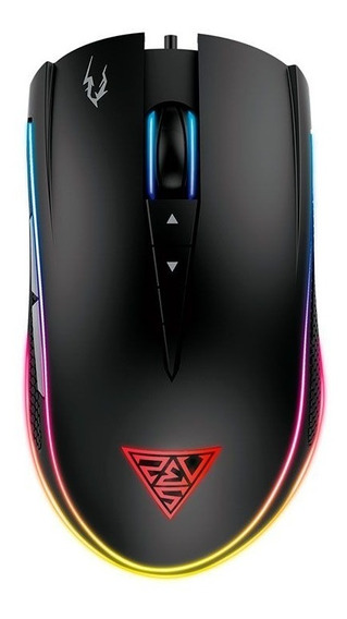 Mouse Gamer Gamdias Zeus M1 Chroma Rgb 7000dpi Fortnite