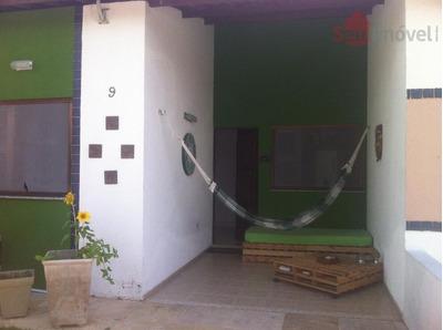 Casa Residencial À Venda, Lagoa Redonda, Fortaleza. - Codigo: Ca0159 - Ca0159