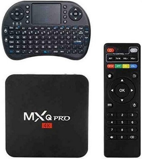 Receptor Cpu8.1 Tv Tubo Box 3gb/ram Mx 16gb/flash C/cabo Ethernet