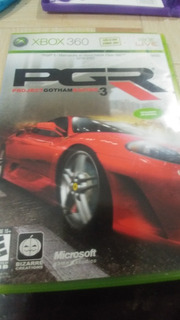 Pgr3 Project Ghotam Racing 3 Xbox 360