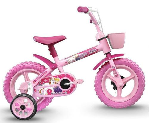 Bicicleta Aro 12 Infantil Feminina Track