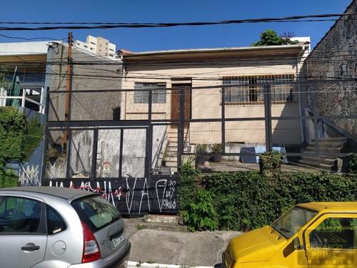 Casa Bem Localizada Na Vila Madalena Em Rua De Comercio, Mercado E Restaurantes! - Eb87013