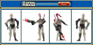 Star Wars C-3po Droid Aotc Swargento!