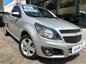 Chevrolet Montana 1.4 Sport 2015 - Prata