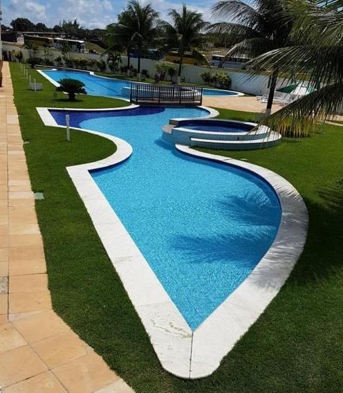 Apartamento Para Venda Em Nísia Floresta, Barra De Tabatinga, 2 Dormitórios, 1 Banheiro, 1 Vaga - Tabatinga Beach