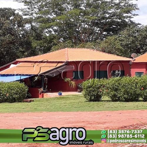 Imagem 1 de 11 de Fazenda À Venda, 9075000 M² Por R$ 71.250.000,00 - Parque Do Peão Boiadeiro - Barretos/sp - Fa0220