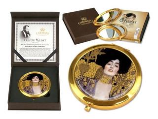 Espejo Tapa Superior En Cristal Judith Klimt