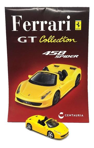 Ferrari Gt Collection Clarin Nº 10 Ferrari 458 Spider