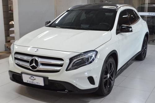 Mercedes Gla Vision 2015