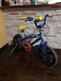 Bicicleta Rod.16