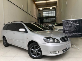 Toyota Corolla Fielder 1.8 16v (aut) Flex Automático