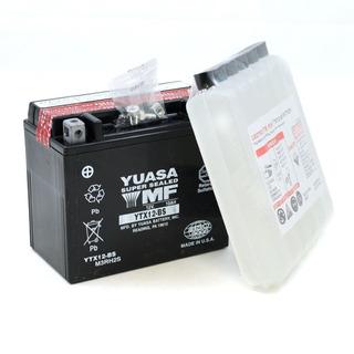Bateria Yuasa Ytx12-bs Incluye Acido