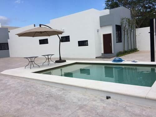 Rento Casa Amueblada En Cancún