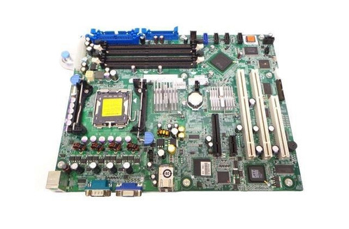 Systemboard Dell 0xm091 Para Poweredge 840