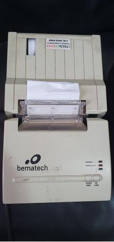 Vendo Impressoras 1 Mecaf Matricial E 2 Bematech Mp20