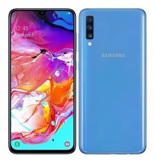 Samsung Galaxy A70 2019 128gb 6gb Ram Dual 32mpx Tela 6.7