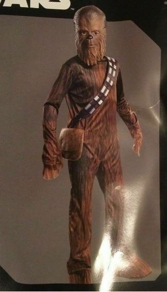 Disfraz Chewbacca Star Wars Rubies Adulto Disney Halloween