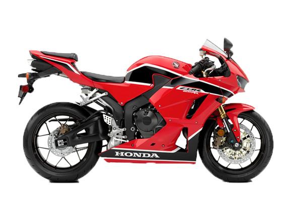 Honda Cbr 600 2019 0 .km Se Vende A Dolar Oficial!!!