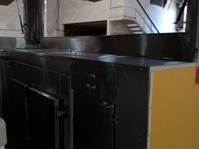 Treilher Food Truck Para Batata