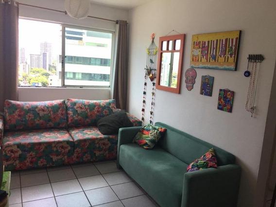 Studio Em Parnamirim, Recife/pe De 33m² 1 Quartos À Venda Por R$ 210.000,00 - St549914