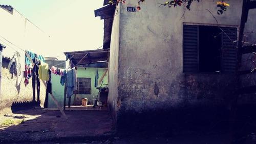 Terreno Residencial À Venda, Jardim Adutora, São Paulo. - Te0670