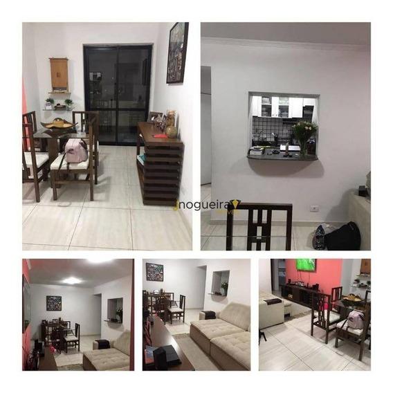 Marajoara - Apto Com 03 Dormitórios. - Ap13284